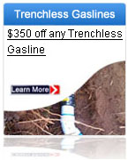 Trenchless Gas Lines